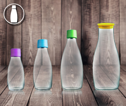 retap bottle druck